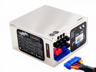 Модульный блок питания Revoltec Chromus II RPS 500V2  500Вт