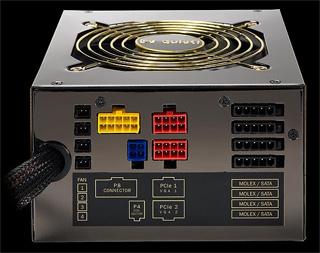 Блок питания Dark Power Pro 550 нов  покол   модульн   SLI  2xPCIe   BN072
