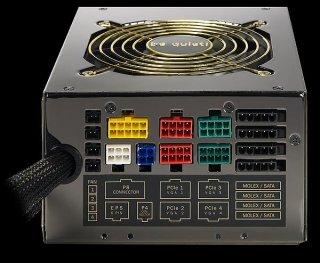 Блок питания Dark Power Pro 1200 нов  покол   модульн   SLI  6xPCIe   BN077