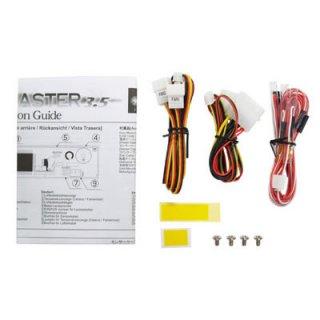 Панель элит  Kaze Master Ace 3 5 черная  управление 2 вентил  и t контр  VFD
