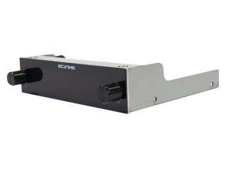 Панель Scythe Kaze Master 3 5    черная  управление 2 вентил  и t контроль