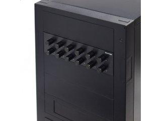 Реобас панель Scythe Kaze Q 12 KQ02 BK черный 12 каналов в 5 25