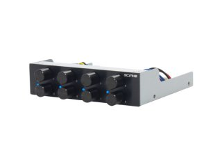 Реобас панель Scythe Kaze Q 8 KQ02 BK 3 5 черный 8 каналов в 3 5