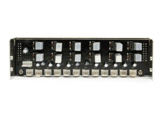 Реобас панель Scythe Kaze Q 12 KQ02 SL серебристый 12 каналов в 5 25