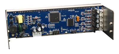 Панель с дисплеем и реобасом на 4 канала Kaze Master Ace KM02 BK 5 25   черная
