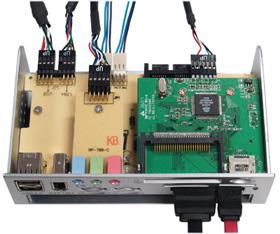 Многофункц  панель Kama Panel 2 серебристая  SCKMPN 2000 SV