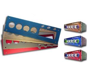 Многофункц  панель 5 25 Akasa FanControlPRO с 4 канал   LCD  темп   смен  панел
