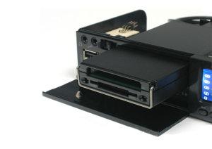 CoolPanel 2   многофункциональная панель для отсека 5    черная