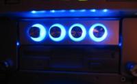 Реобас плавной регулировки вентиляторов для 3 5    Серебристый  Noise Isolator