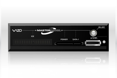 Панель для быстрого подключения хард дисков VIZO MasterPanel   черная  5