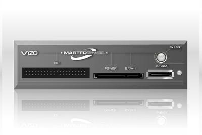 Панель для быстрого подключения хард дисков VIZO MasterPanel  серо черная  5