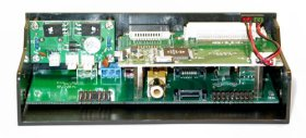 Vizo Master panel II     многофункциональная панель для отсека 5    черная