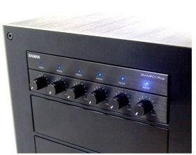 Реобас плавной регулировки  Zalman ZM MFC1 Plus   вентиляторов для 5 отсека черн