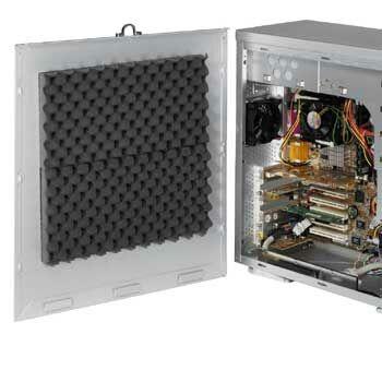 Набор шумоизоляции компьютера Hama PC Noise Absorption Set H 41517