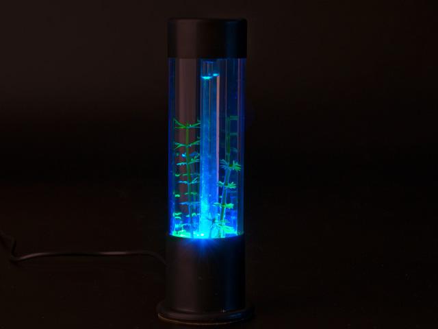 USB Светильник-лампа Волшебные пузырьки ORIENT BL-02 купить в интернет-магазине Мистер Гик
