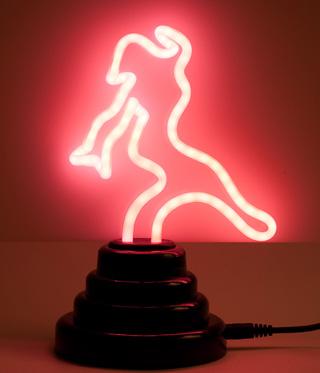 USB неоновая лампа Dancing Girl ORIENT NL 10