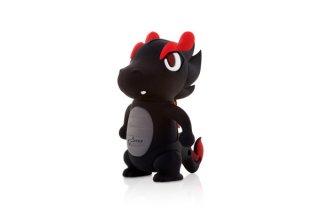 Флешка дракон черный  8 ГБ Bone Dragon Driver USB