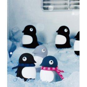 Флэшка подарочная Bone Penguin Driver 8 ГБ черный пингвин