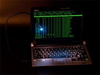 USB светодиодная лампа на гибкой ножке USB LT