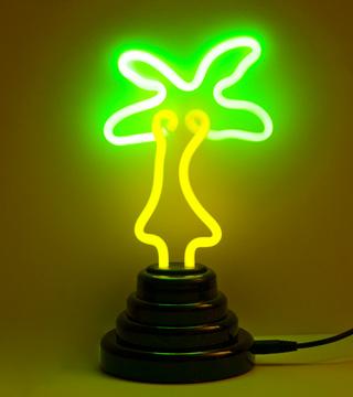 USB неоновая лампа Пальма ORIENT NL 08