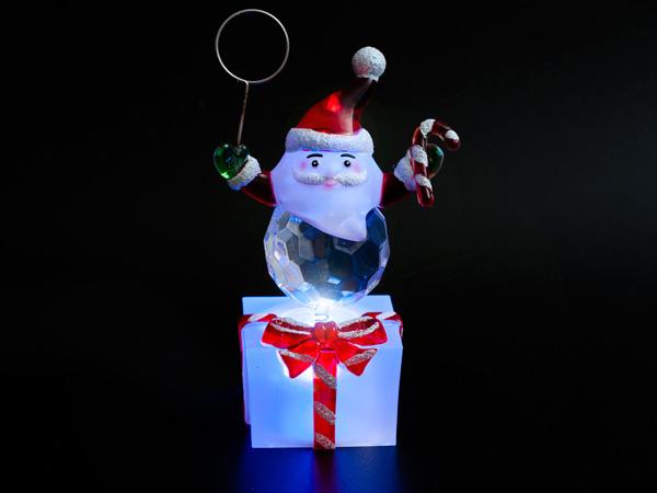 USB новогодний сувенир Дед Мороз подарок на память Orient NY6001