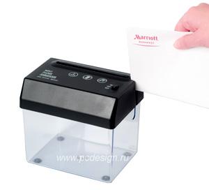 USB Мини шредер с функцией открытия конвертов ORIENT PUPS 1001