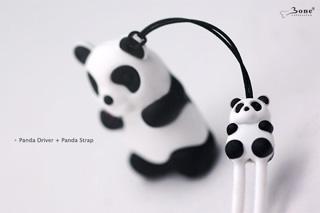 Флэш драйв Bone Panda Driver 8 ГБ
