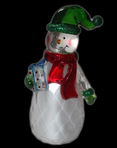 USB Снеговик Orient NY6002 Зеленый Колпачок