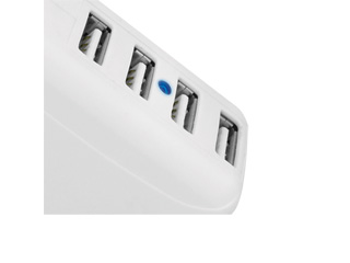 Универсальное зарядное устройство 220В USB ARCTIC C2 с 4 USB портами