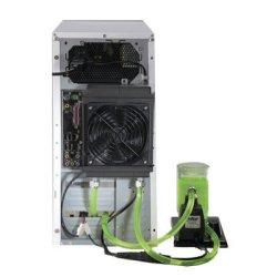 Комплект  водяного охлаждения с 4 мя водоблоками  помпой Hydor и UV жидкостью