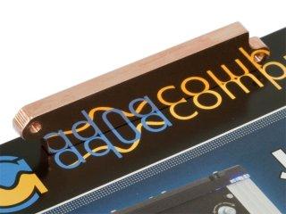Водоблок для регуляторов напряжения Gigabyte EX58 EP45 P35 Aquacomputer 15200