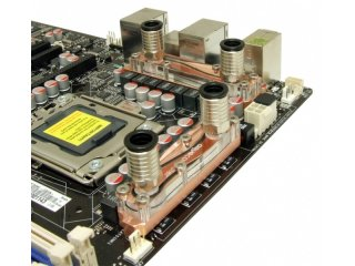 Водоблок для регуляторов напряжения ASUS Rampage II Aquacomputer 26022 медь