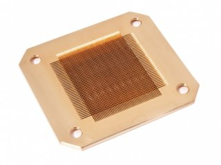 Водоблок для процессора Aquacomputer cuplex kryos Delrin для 1366 1156 775