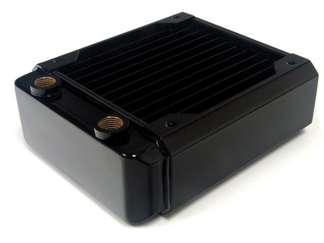 Радиатор для водяного охлаждения Black Ice GT Xtreme 120 черный