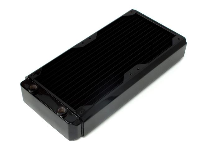 Радиатор для водяного охлаждения Black Ice GT Xtreme 280 черный