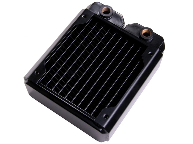 Радиатор для водяного охлаждения Black Ice SR1 120 черный
