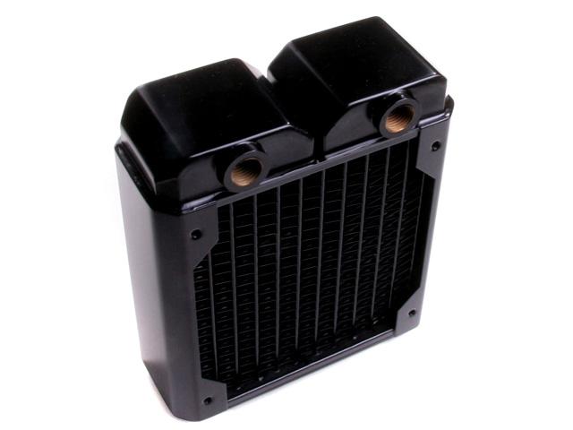 Радиатор для водяного охлаждения Black Ice SR1 140 черный