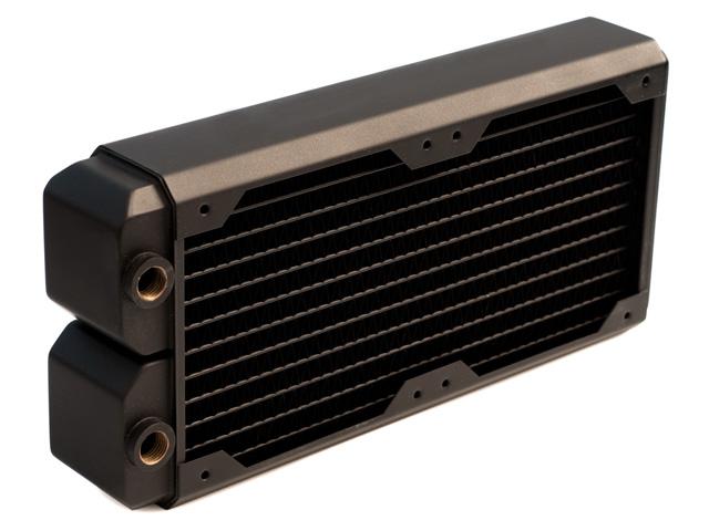 Радиатор для водяного охлаждения Black Ice SR1 240 черный