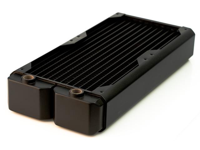 Радиатор для водяного охлаждения Black Ice SR1 280 черный