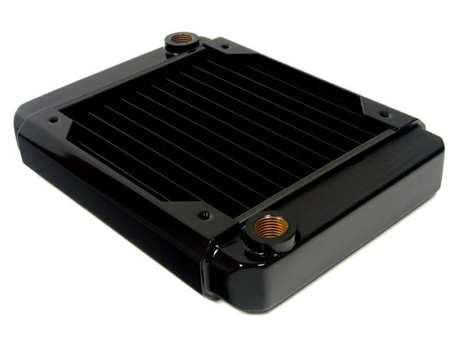 Радиатор для водяного охлаждения Black Ice GT Stealth 120 XFlow черный
