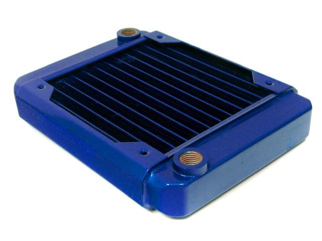 Радиатор для водяного охлаждения Black Ice GT Stealth 120 XFlow синий