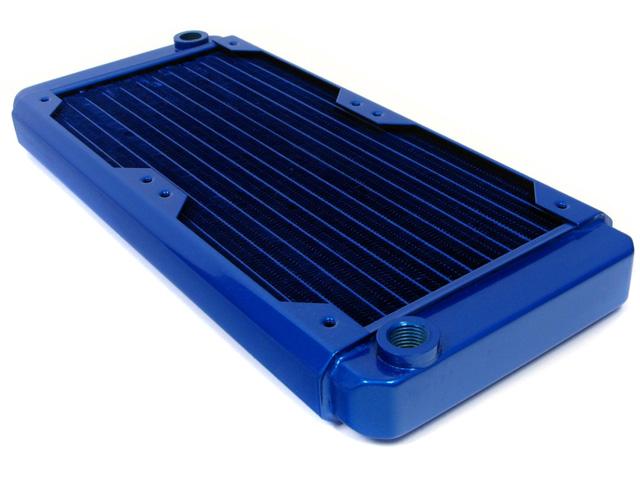 Радиатор для водяного охлаждения Black Ice GT Stealth 240 XFlow синий