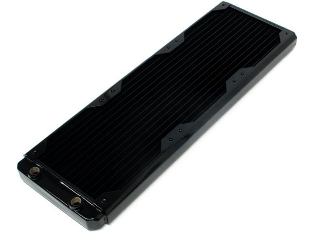 Радиатор для водяного охлаждения Black Ice GT Stealth 420 черный