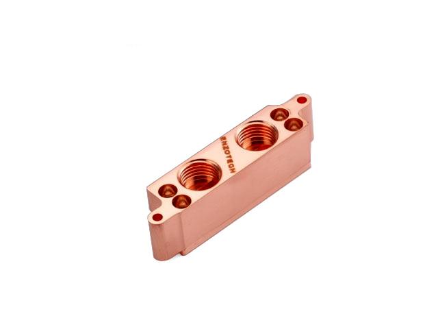 Водоблок для мосфета Enzotech WMST 66 Forged Copper Mosfet для Gigabyte