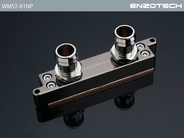 Водоблок для мосфета Enzotech WMST 81NP Forged Copper Mosfet ASUS и XFX