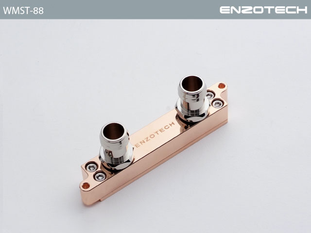 Водоблок для мосфета Enzotech WMST 88 Forged Copper Mosfet для ASUS
