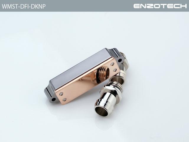 Водоблок для мосфета Enzotech WMST DFI DKNP Forged Copper Mosfet DFI DK