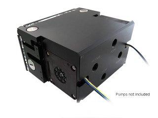 Резервуар для СВО Koolance RP 402X2 в 2 отсека 5 25 для помп PMP 400