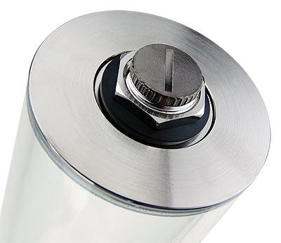 Резервуар для СВО Koolance TNK 120 цилиндрический прозрачный