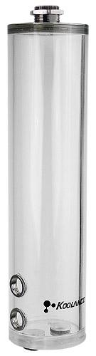 Резервуар для СВО Koolance TNK 240 цилиндрический прозрачный